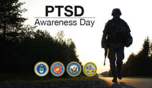 PTSD Awareness Day 2020