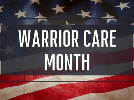 Warrior Care Month