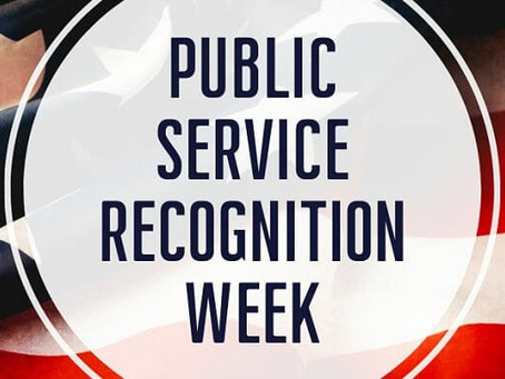 Public Service Recognition Week 2021