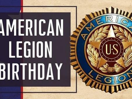 American Legion Birthday