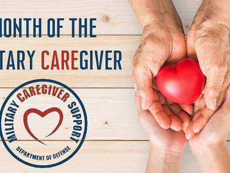 Month of the Military Caregiver