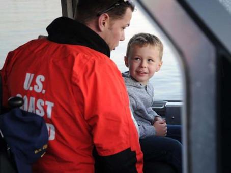United States Coast Guard Reserve Birthday