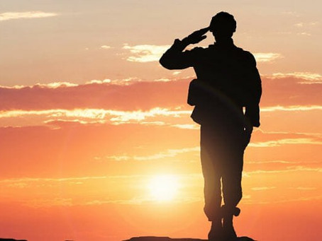 National Salute To Veteran Patients