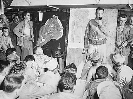 71st Anniversary of the Battle of Iwo Jima
