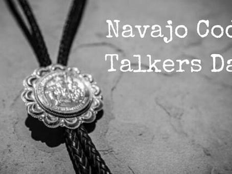 Navajo Code Talkers Day