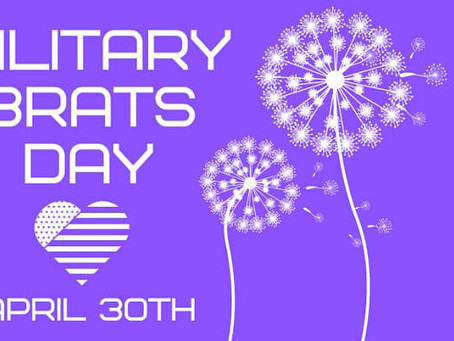 National Military Brats Day