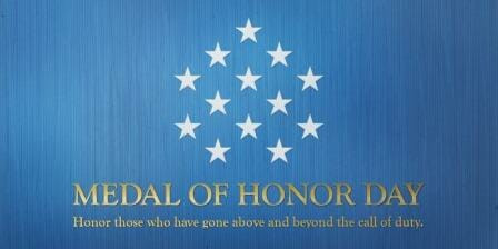 National Medal of Honor Day 2021