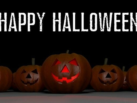 Halloween 2020 and Military Festivities