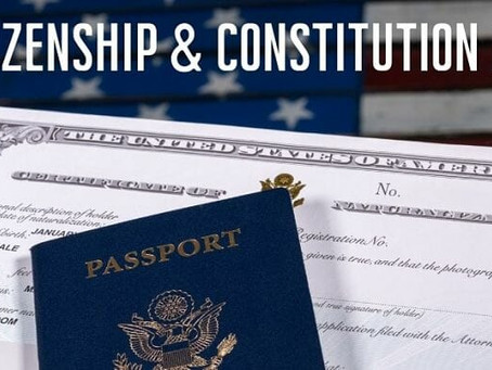 Citizenship Day / Constitution Day