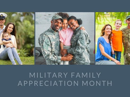 Veterans & Military Families Month 2020