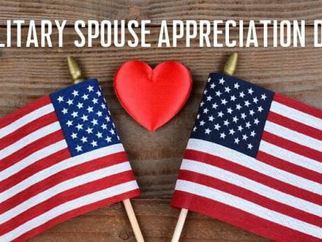 Military Spouse Appreciation Day 2021