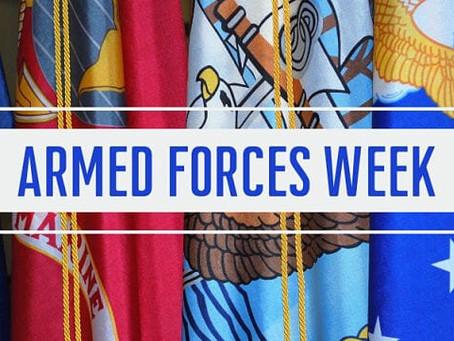Armed Forces Week 2021
