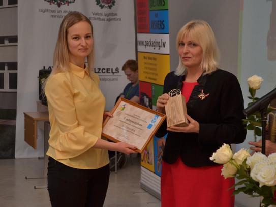 """Code of Beauty iegūst 2. vietu konkursā """"Labākais iepakojums Latvijā 2019"""""""