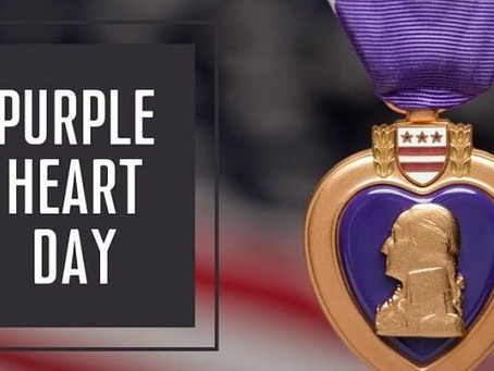 National Purple Heart Day 2020