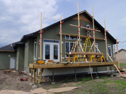 Custom Home - St. Isadore AB