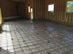 Garage Floor Concrete Preparation