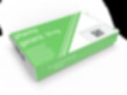 scatola farmaci generica etichettata con qr-code
