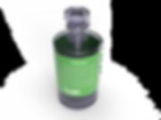 boccia di profumo con vernice anticontraffazine rilevabile da scan