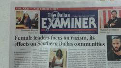 Darciea Houston Front Page