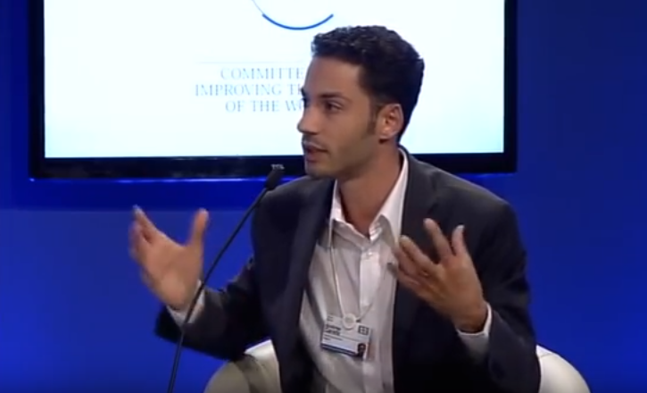 Andrea Carafa, Stanford, World Economic Forum