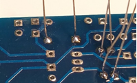Soldering Technique for Through-Hole PCB
