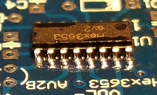 Soldering Technique for Surface Mount Devices (SMD)