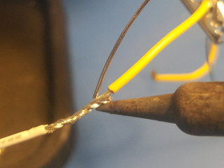 Soldering Techniques for Two Wires