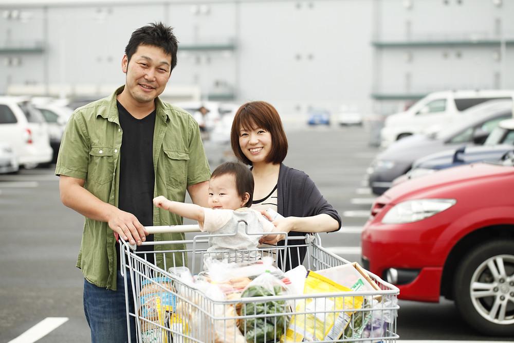 COVID-19 supermarket movement