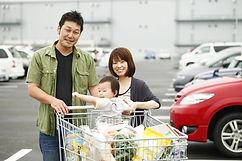 お買い物をしている間に洗車は終了