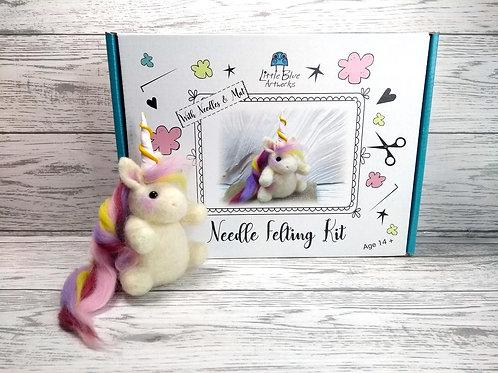 Needle Felting Kit | Unicorn