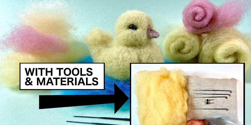 Duckling Workshop WITH Tools & Materials £35