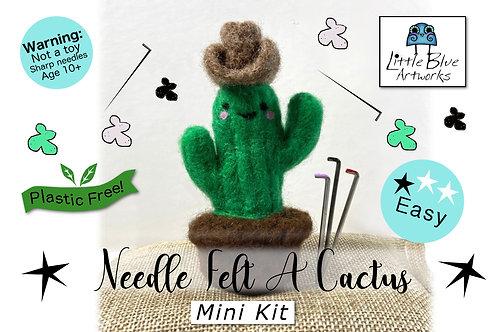 Mini Cactus Kit