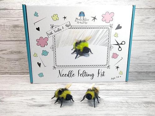 Needle Felting Kit | Bee