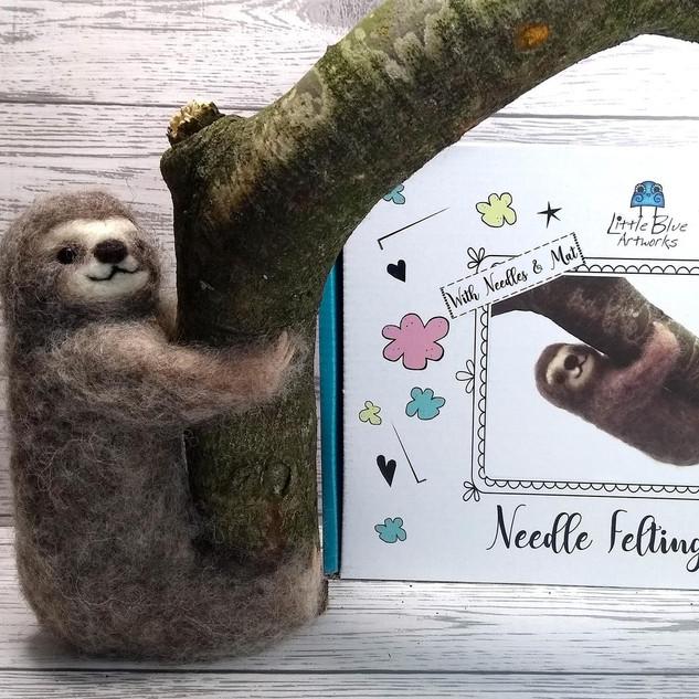 Sloth Kit £25