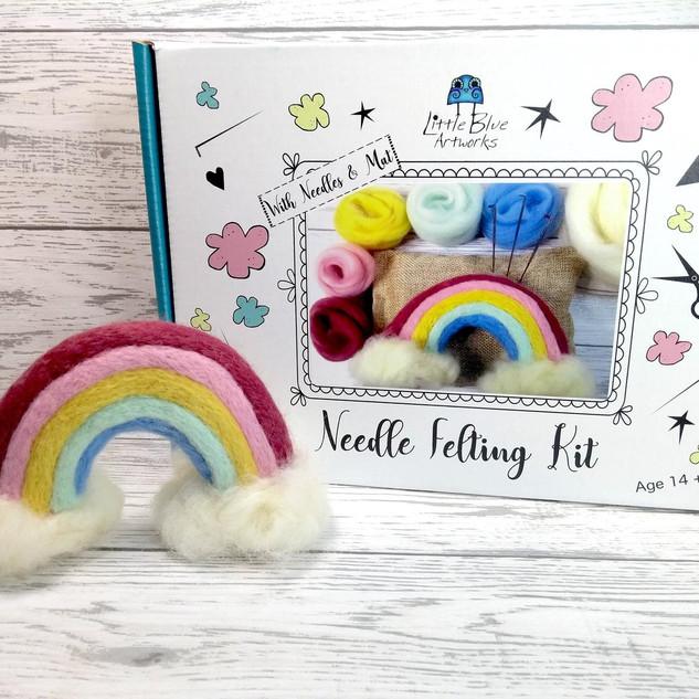 Rainbow Kit £20