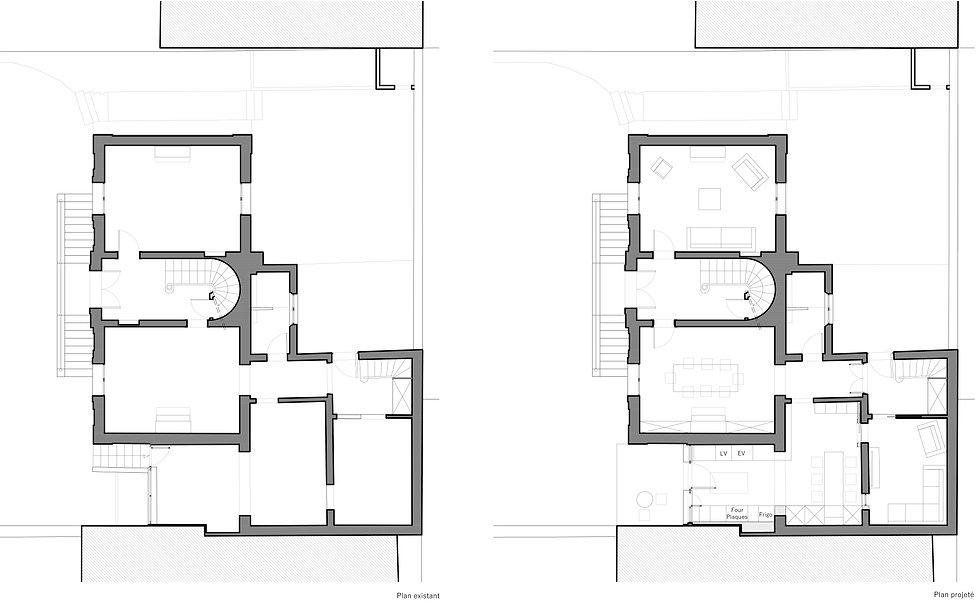 architecte extension rouen virginie leca