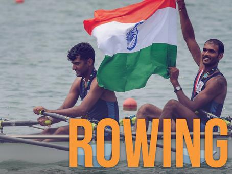 Rowing: The Battle of Oars
