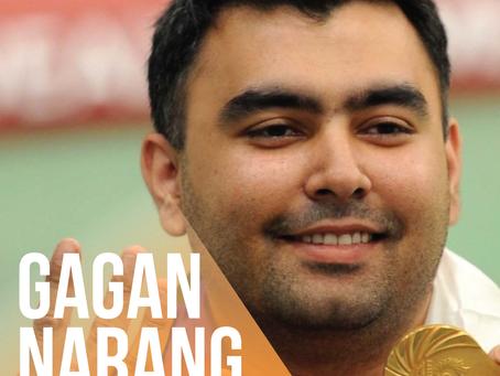 Gagan Narang: The Indian Rifle Shooting Expert