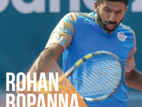 Rohan Bopanna: India's Tennis Doubles Champion