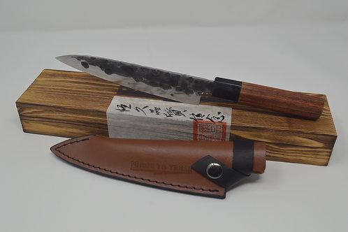 """6"""" Utility Knife Leather Saya"""