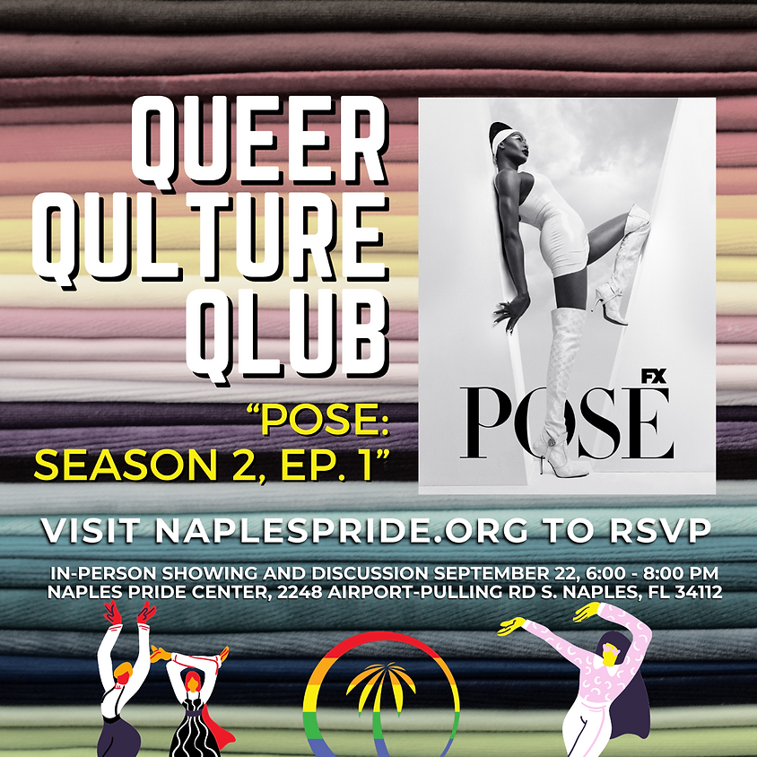 """Showing and Discussion of TV Series """"POSE: Season 2, Episode 1"""""""