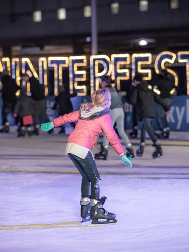 Arvest Winterfest Presented with CommunityCare