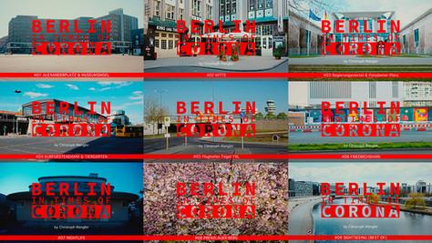 Berlin in Times of Corona - Playlist