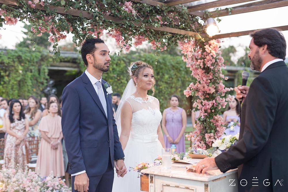 celebração casamento