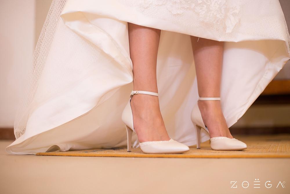 noiva sapato