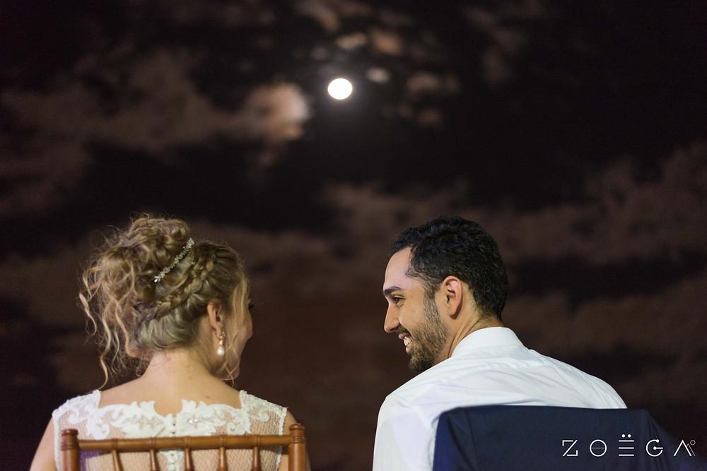 noivos lua