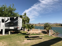 The Cove RV Resort in Blythe, CA