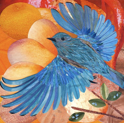"""""""Prophecy Fulfilled"""" (bluebird)"""