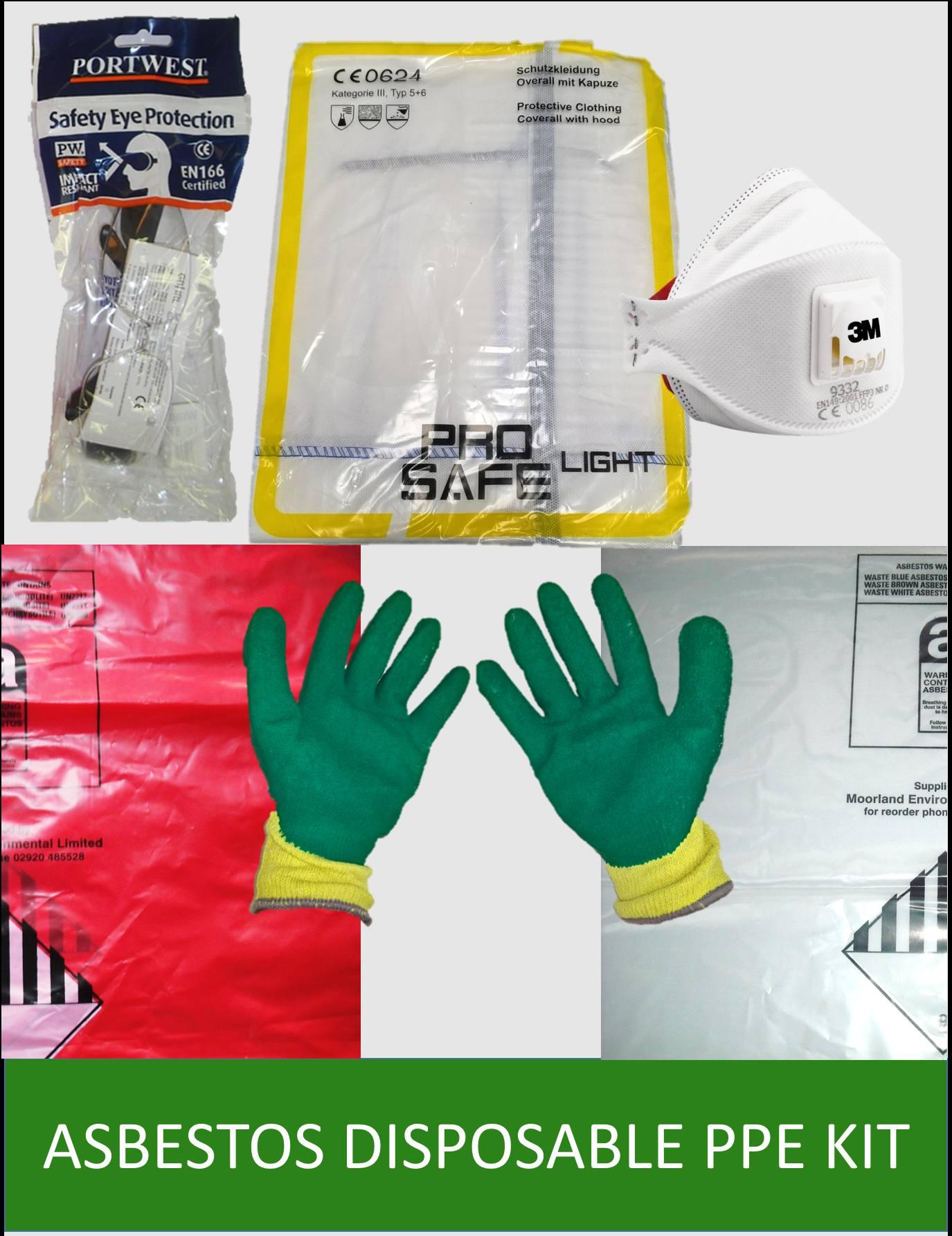 asbestos kit new