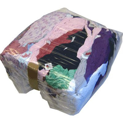 Towelling Rags (mixed)